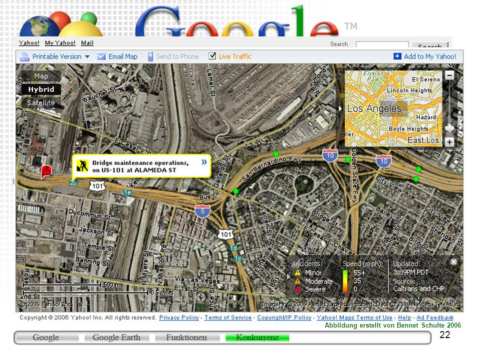 Yahoo Maps (http://maps.yahoo.com)