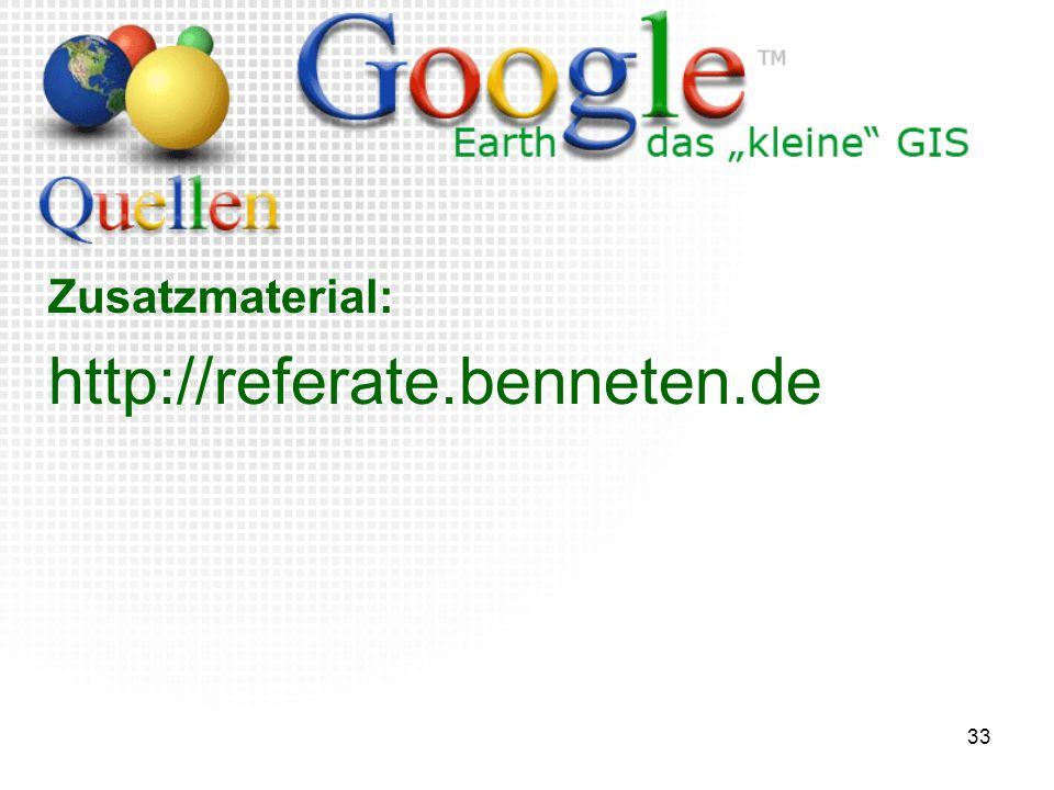 Zusatzmaterial: http://referate.benneten.de