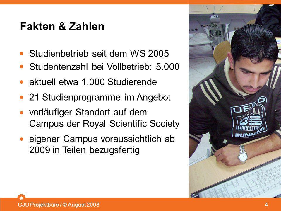 Fakten & Zahlen Studienbetrieb seit dem WS 2005