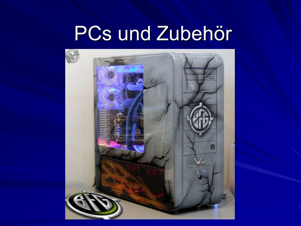 PCs und Zubehör