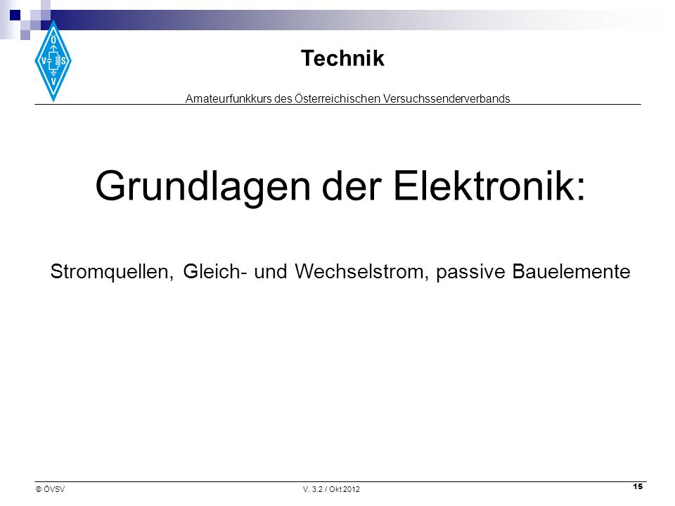 Fein Grundlagen Der Elektronikverkabelung Fotos - Elektrische ...