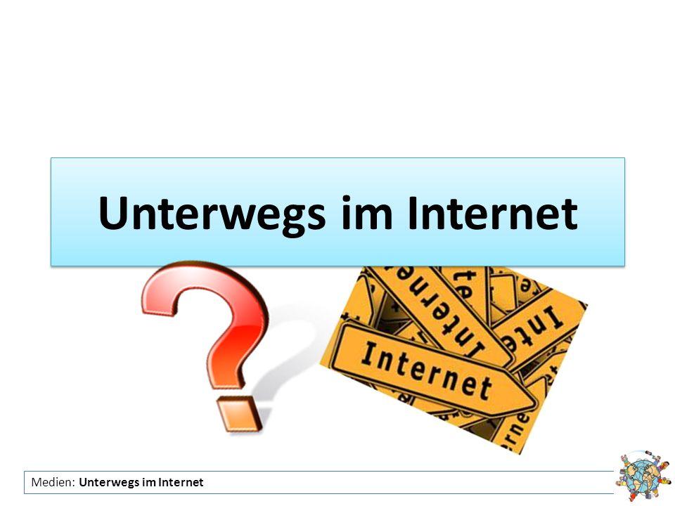 Unterwegs im Internet