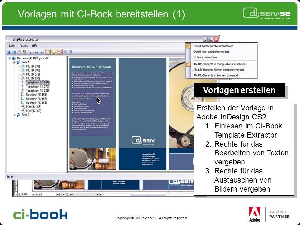 Vorlagen mit CI-Book bereitstellen (1)