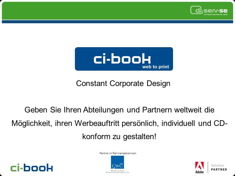 Constant Corporate Design