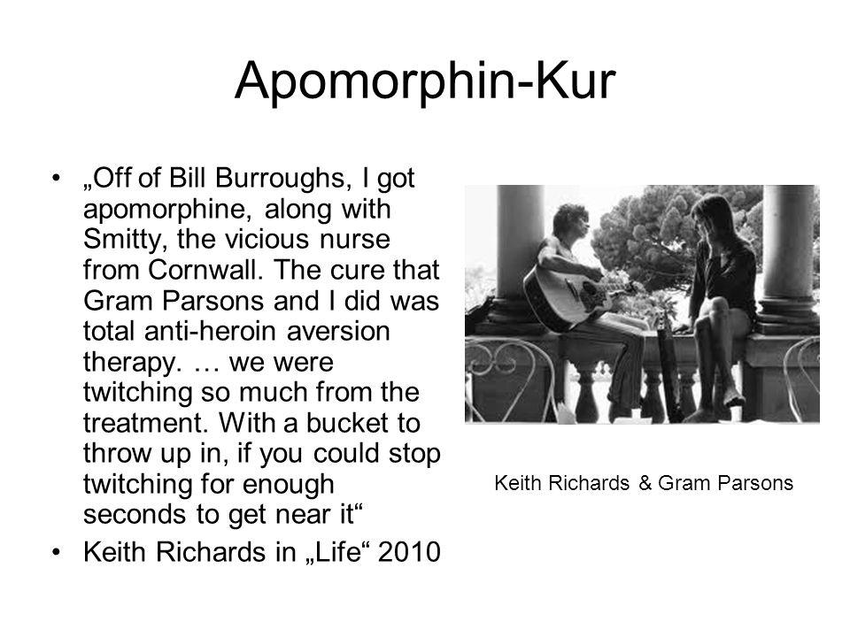 Apomorphin-Kur