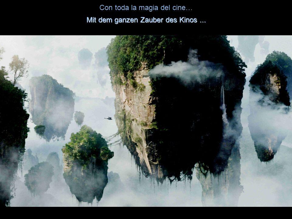 Con toda la magia del cine…