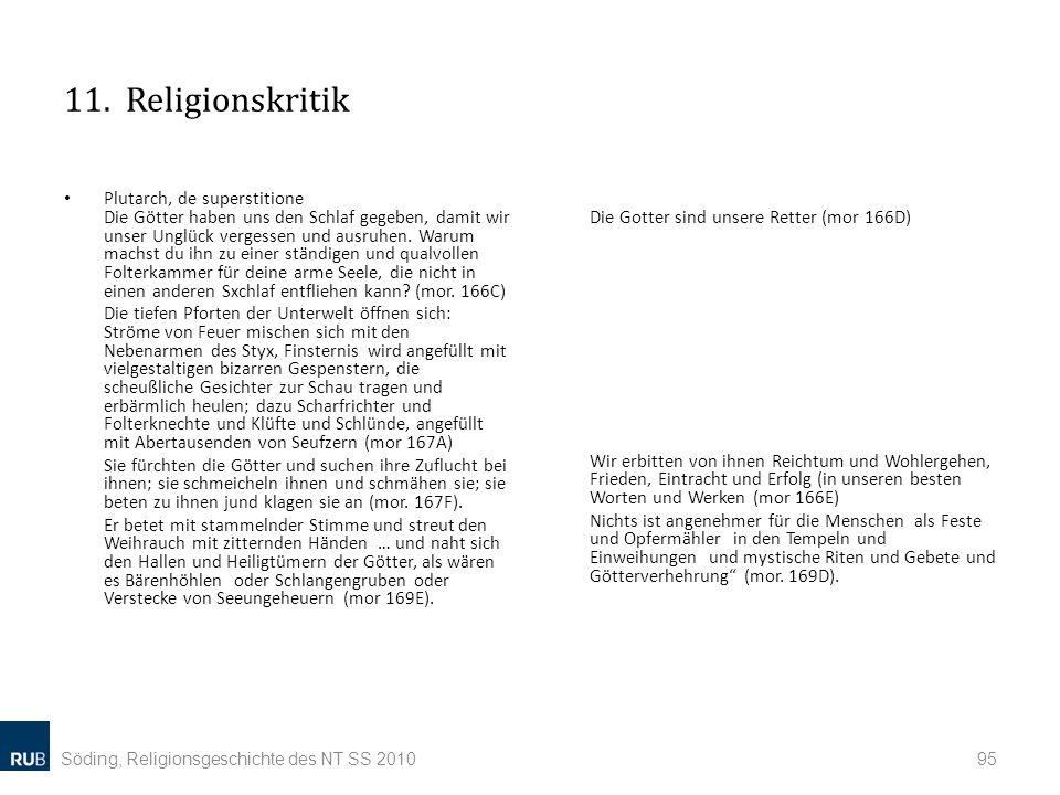 11. Religionskritik