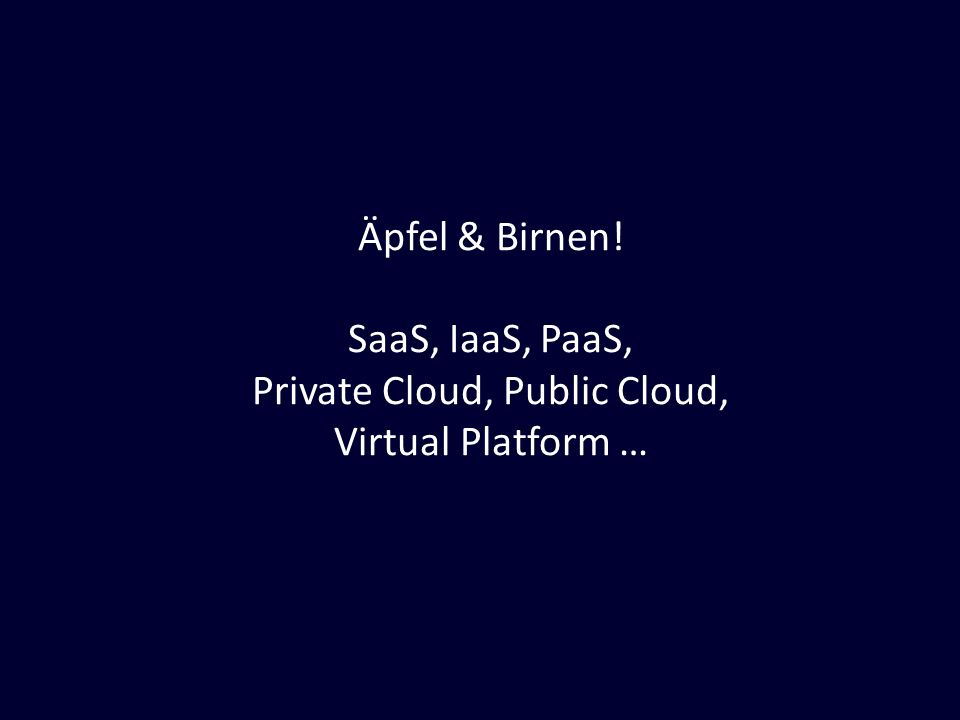 Private Cloud, Public Cloud,