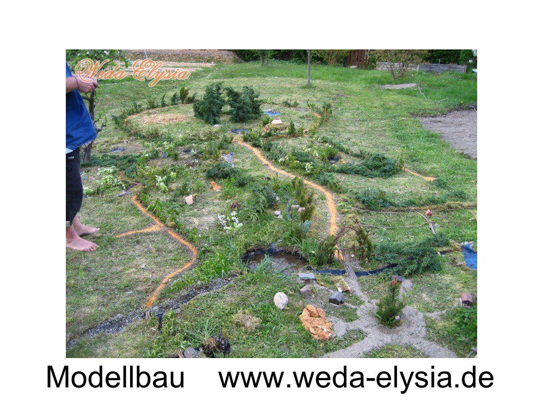 Modellbau www.weda-elysia.de