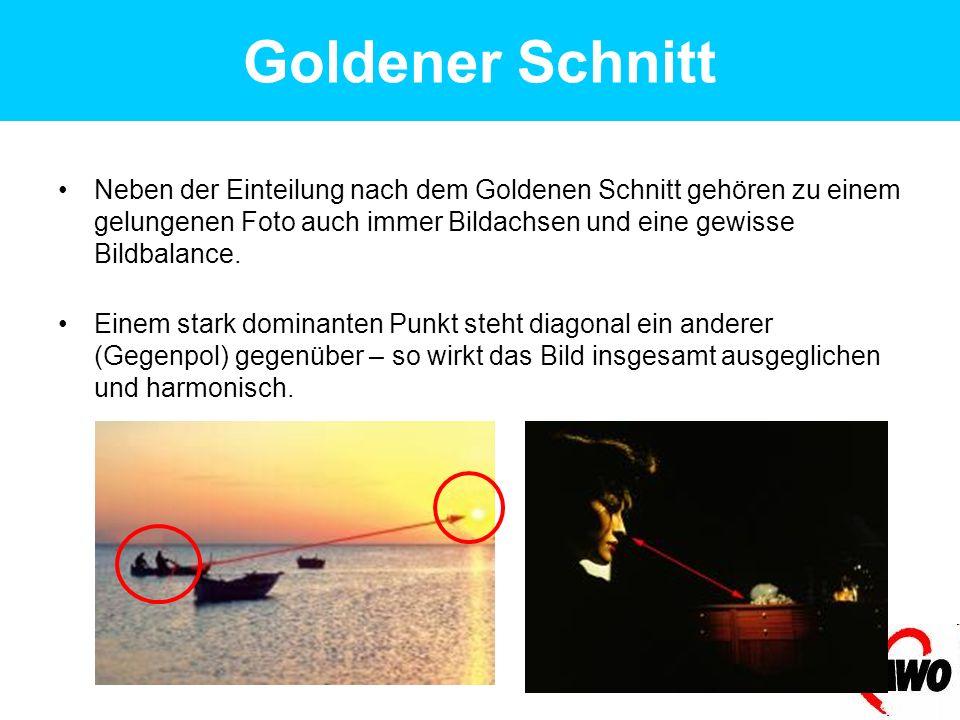 Goldener Schnitt Goldener Schnitt