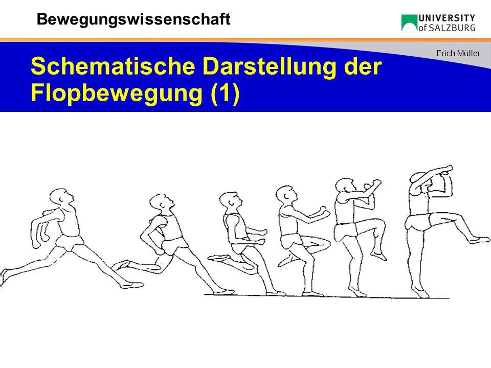 Schematische Darstellung der Flopbewegung (1)