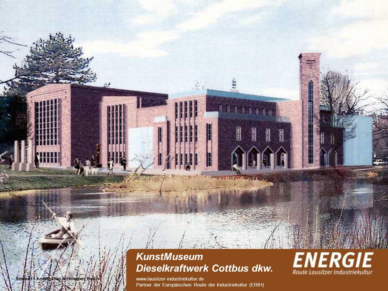 KunstMuseum Dieselkraftwerk Cottbus dkw.