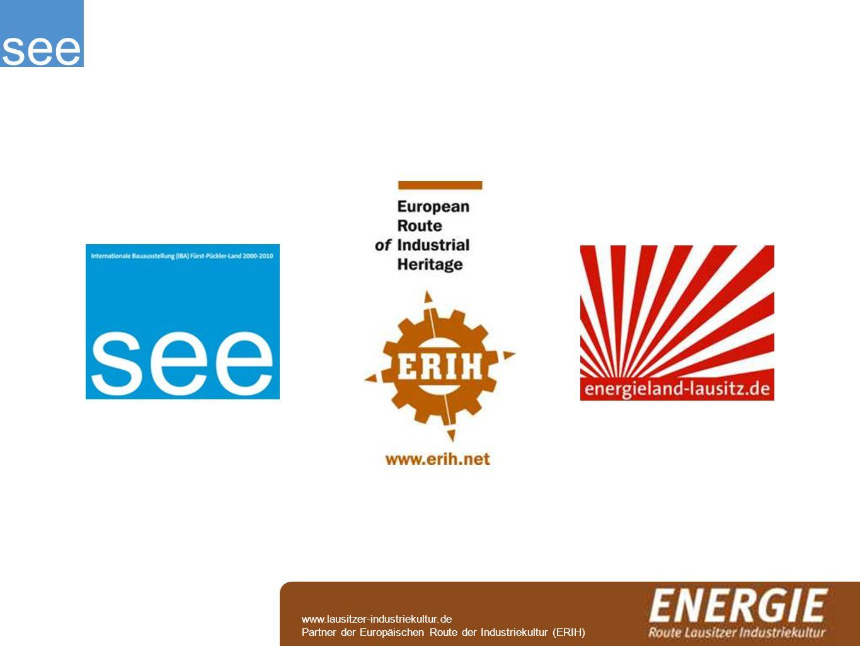 www.lausitzer-industriekultur.de Partner der Europäischen Route der Industriekultur (ERIH)
