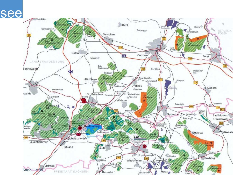 Karte: LMBV