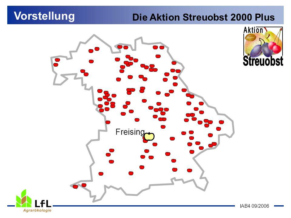 Vorstellung Streuobst Aktion Die Aktion Streuobst 2000 Plus Freising