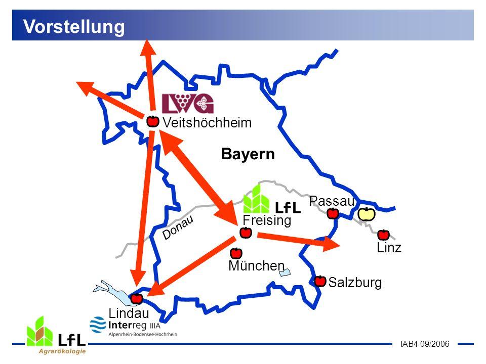 Vorstellung Organisation in Bayern Bayern Veitshöchheim Passau