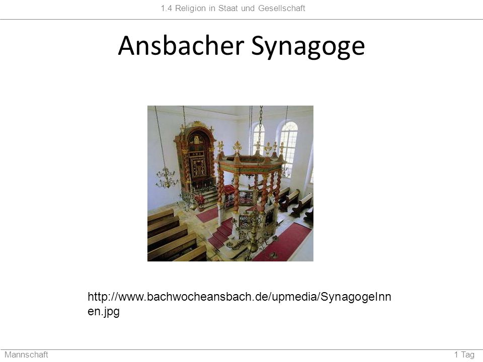 Ansbacher Synagoge