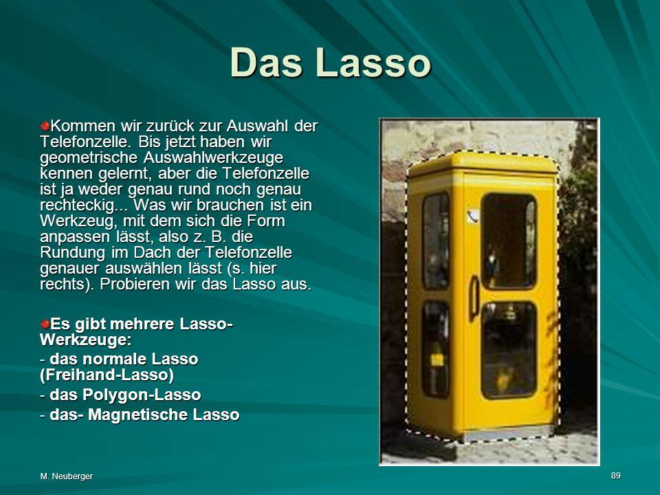Das Lasso