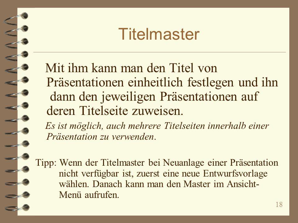 Titelmaster