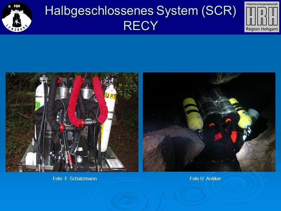 Halbgeschlossenes System (SCR) RECY