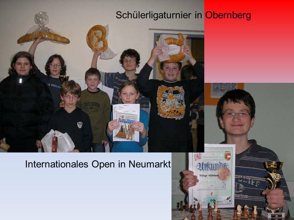 Schülerligaturnier in Obernberg