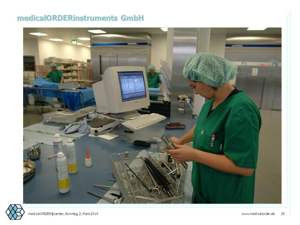 medicalORDERinstruments GmbH