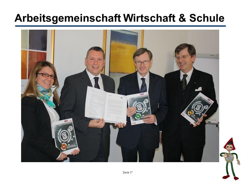 Arbeitsgemeinschaft Wirtschaft & Schule