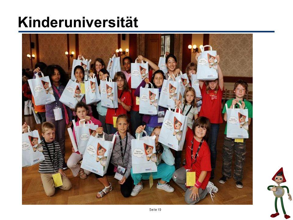 Kinderuniversität Seite 19