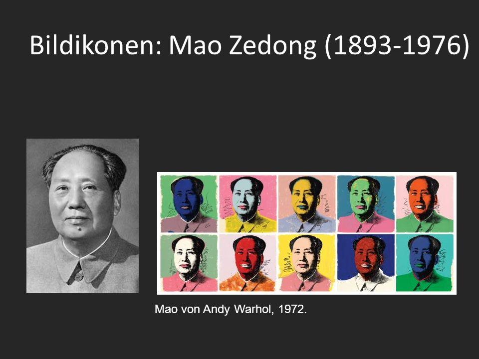 Bildikonen: Mao Zedong (1893-1976)
