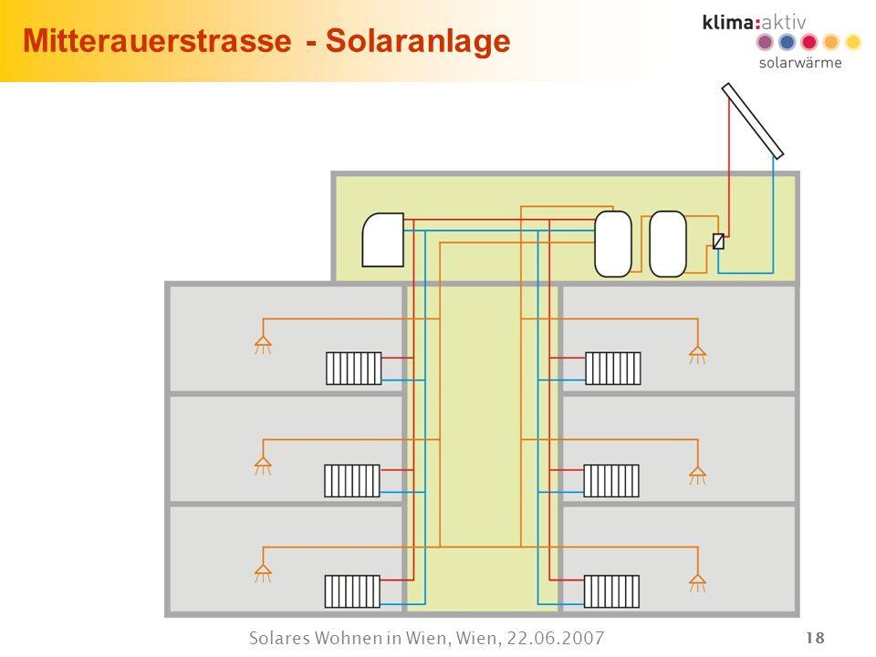 Mitterauerstrasse - Solaranlage