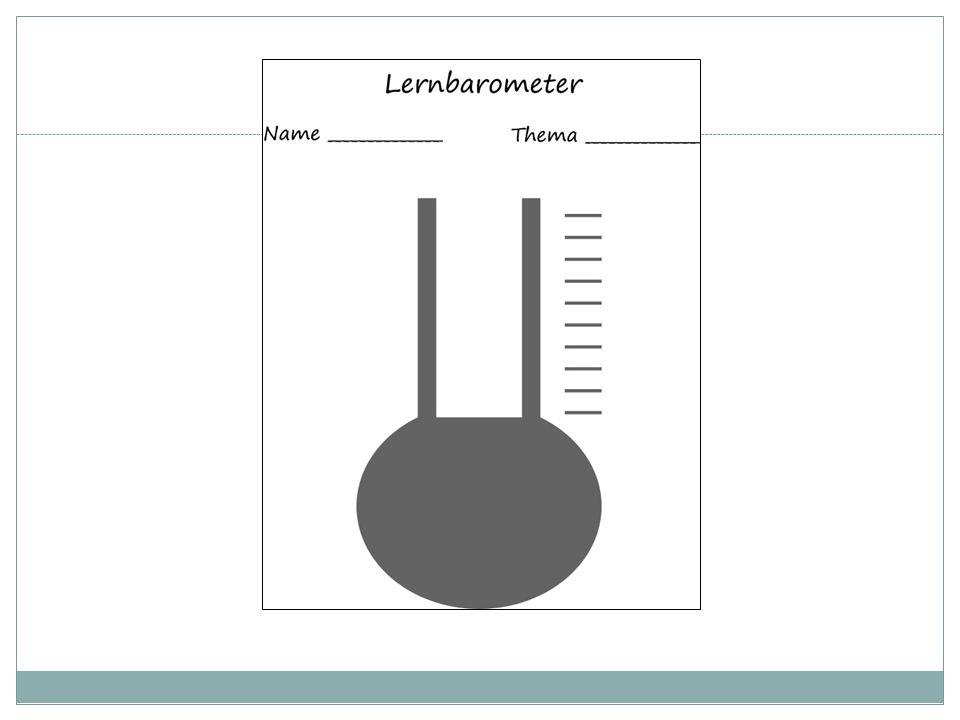 """Werkzeug zu Lernstanderhebung (mehr Werkzeuge dazu inklusive Beschreibung: siehe Unterlagen zu """"Werkzeuge zu Lernstanderhebung"""
