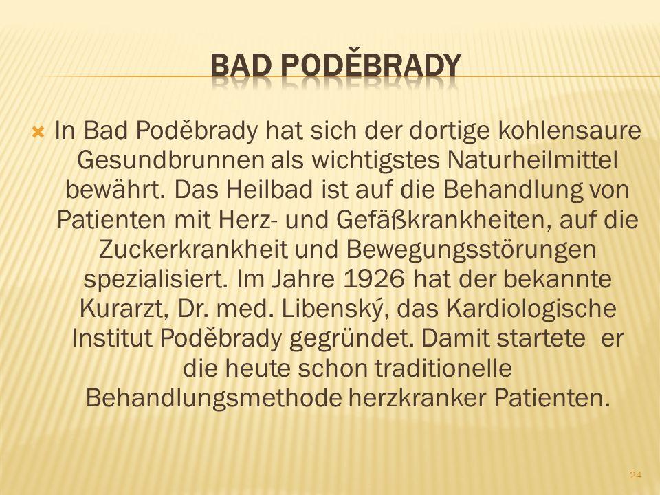 Bad Poděbrady