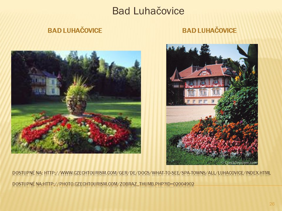 Bad Luhačovice Bad Luhačovice Bad Luhačovice