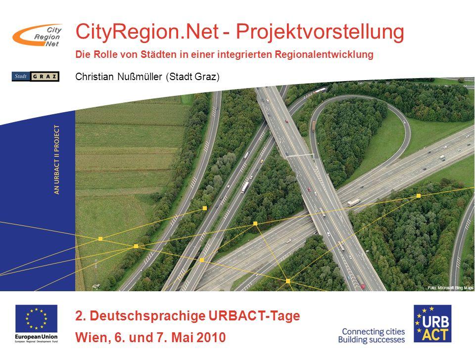 CityRegion.Net - Projektvorstellung