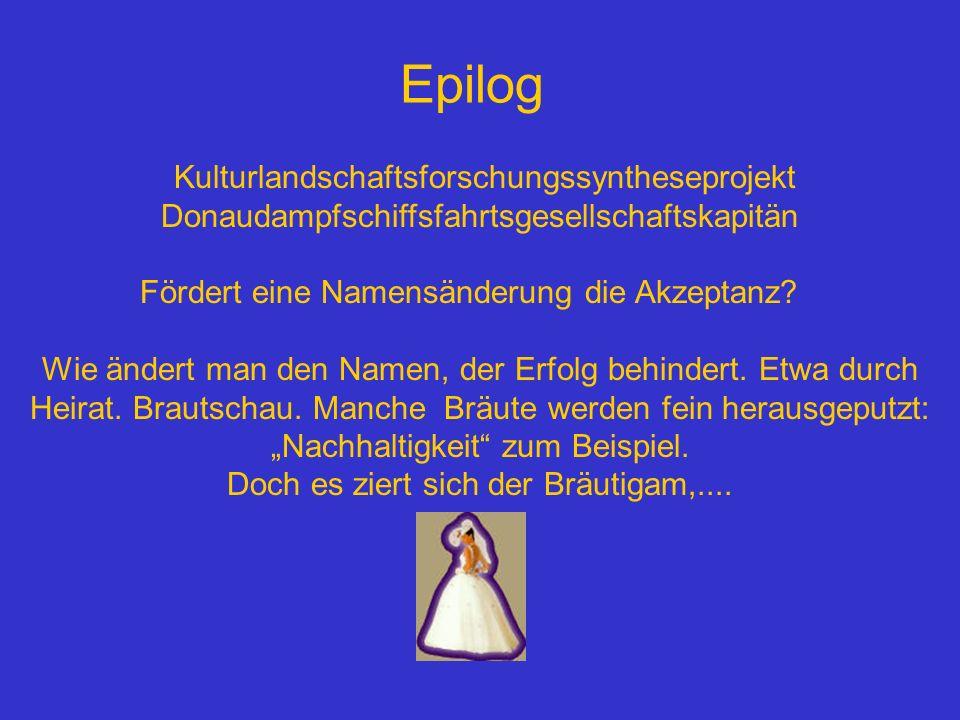 Epilog Kulturlandschaftsforschungssyntheseprojekt