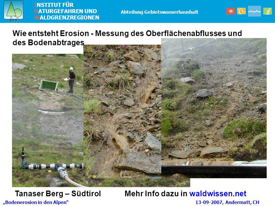 Tanaser Berg – Südtirol Mehr Info dazu in waldwissen.net