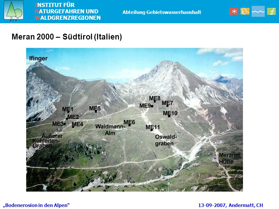 Meran 2000 – Südtirol (Italien)