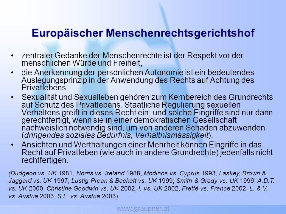 Europäischer Menschenrechtsgerichtshof