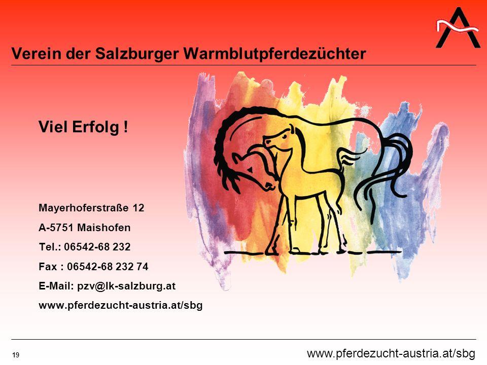 Verein der Salzburger Warmblutpferdezüchter