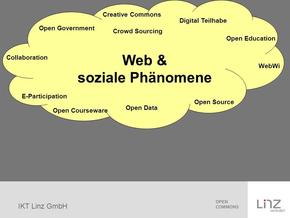 Web & soziale Phänomene