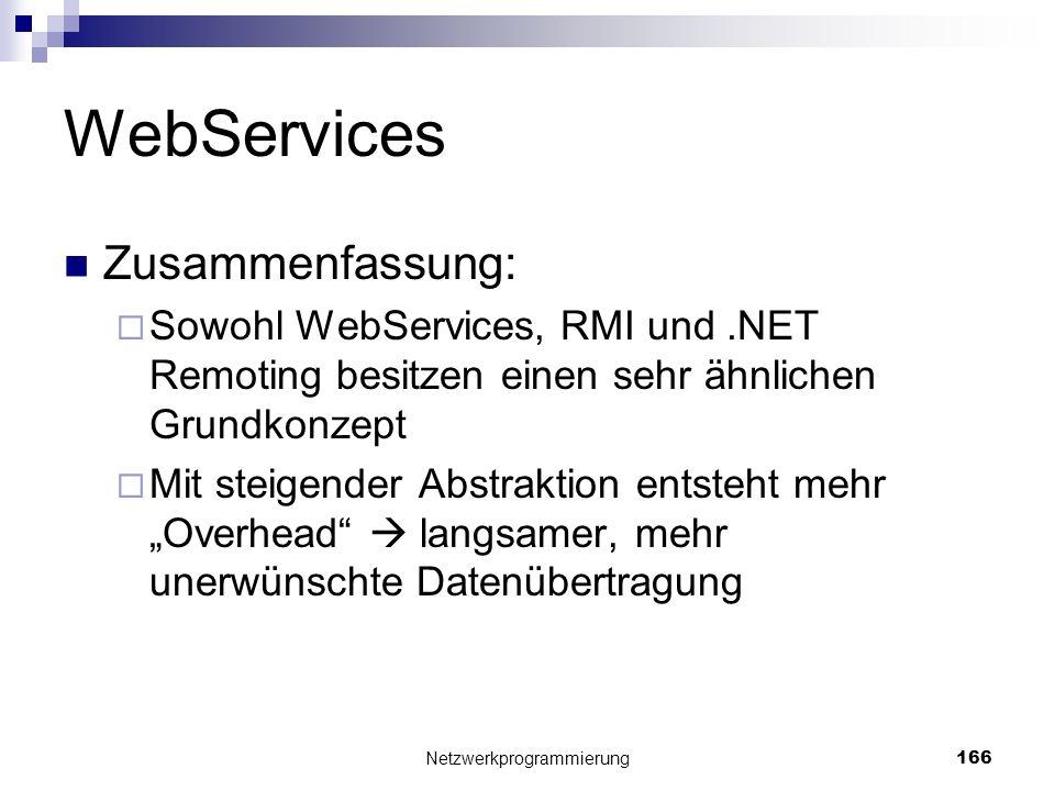Netzwerkprogrammierung