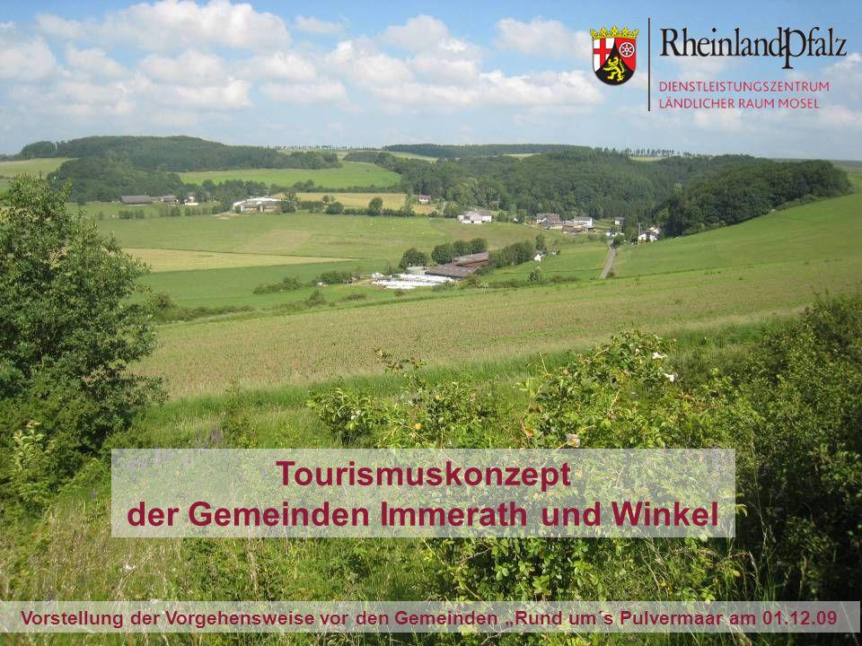 der Gemeinden Immerath und Winkel