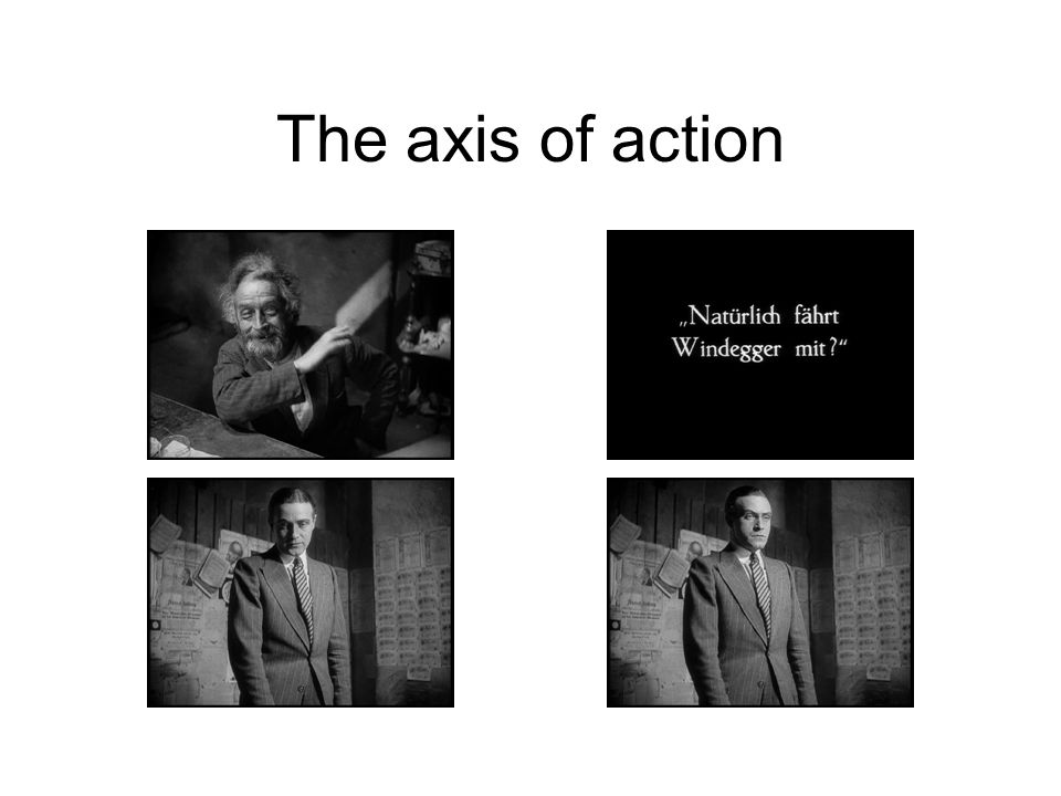 The axis of action