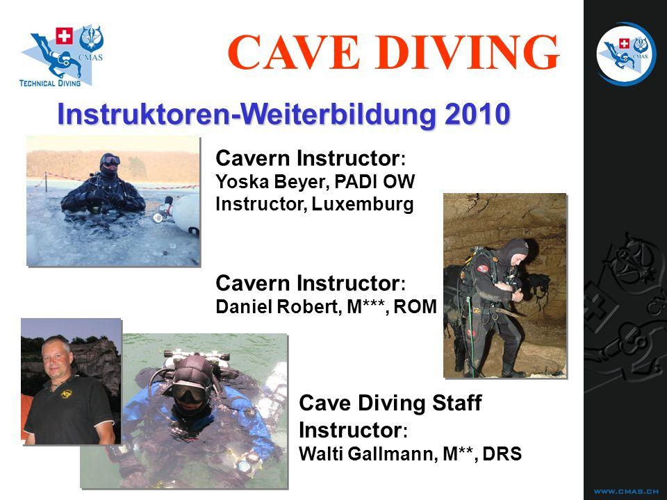Instruktoren-Weiterbildung 2010