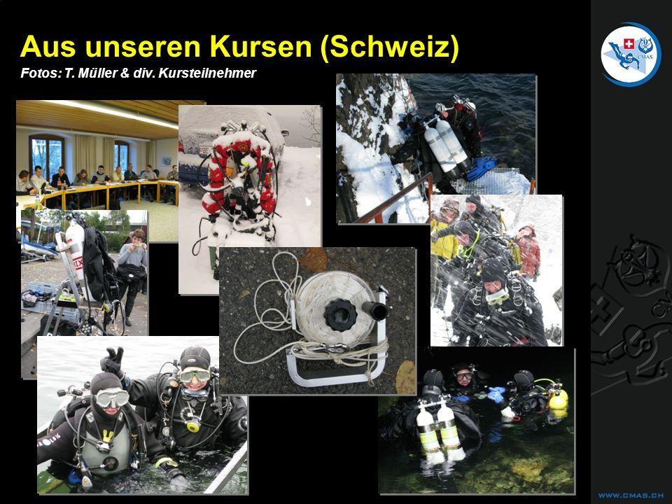 Aus unseren Kursen (Schweiz)