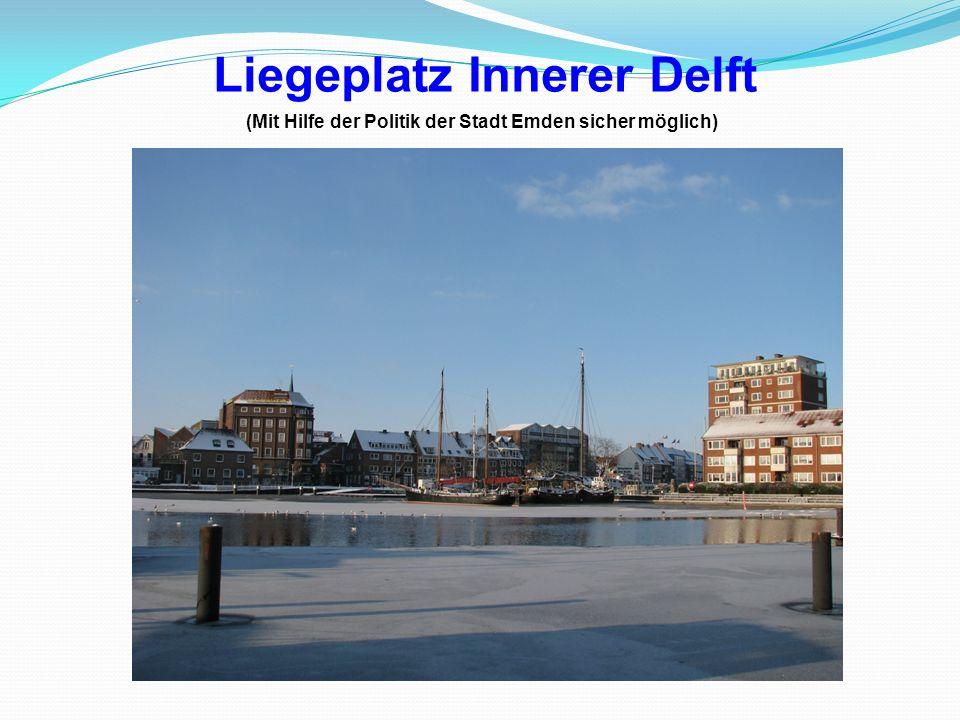 Liegeplatz Innerer Delft