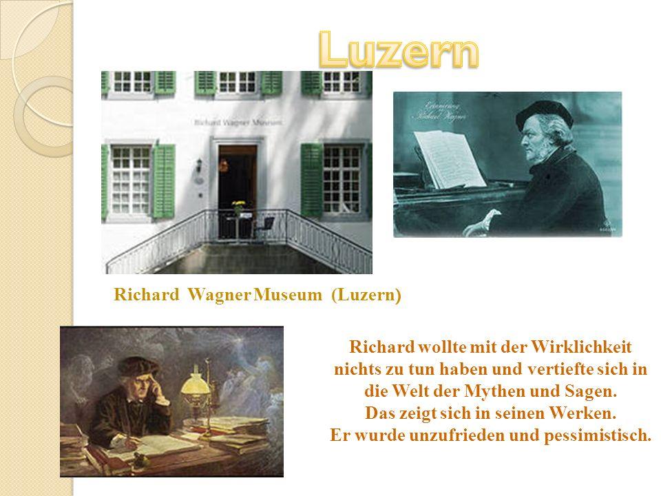Luzern Richard Wagner Museum (Luzern)