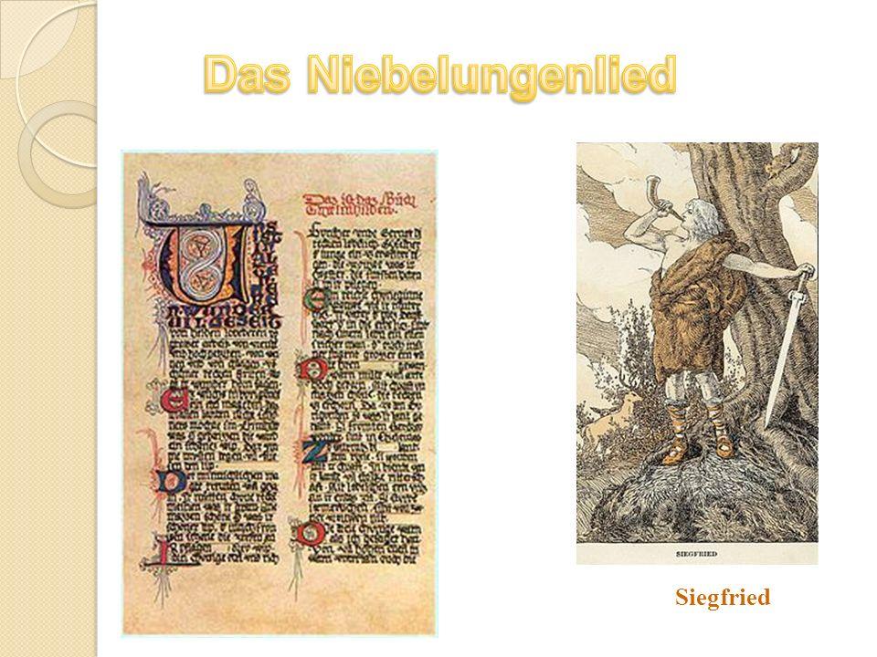 Das Niebelungenlied Siegfried