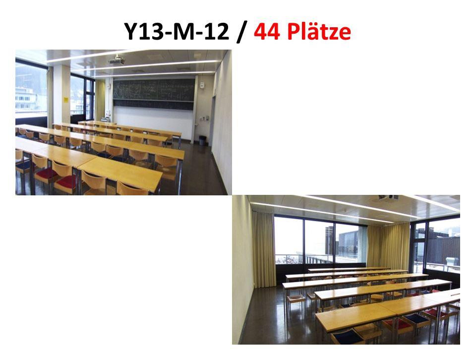 Y13-M-12 / 44 Plätze