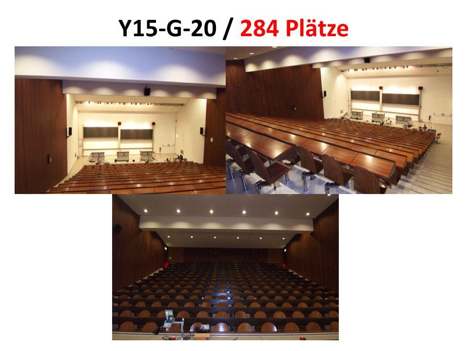 Y15-G-20 / 284 Plätze